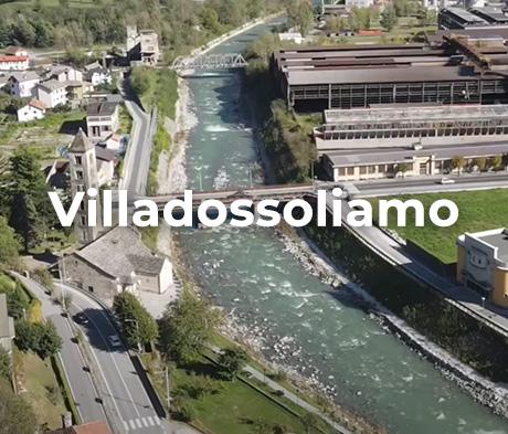 Amateur video on Villadossola plant